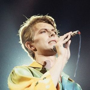 David Bowie 1978-04-06 Los Angeles ,Inglewood Forum - SQ 5,5