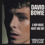 David Bowie A New Music Night and Day – Unreleased Works for the Low album (2CD) – SQ 9,5