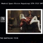 David Bowie 1997-07-15 Madrid ,Aqua Lung (Remake) - SQ 8,5