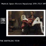 David Bowie 1997-07-15 Madrid ,Aqua Lung – Madrid 970715 – (Remake) – SQ 8,5