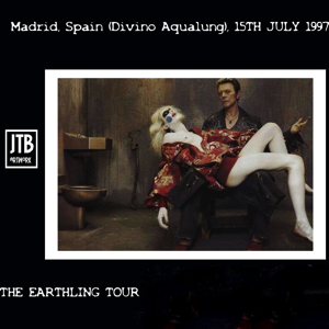 David Bowie 1997-07-15 Madrid ,Aqua Lung - Madrid 970715 - (Remake) - SQ 8,5