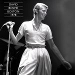David Bowie 1978-05-06 Boston ,Garden Arena - Boston 1978 - (Re-master) - SQ 8