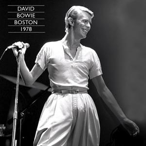 David Bowie 1978-05-06 Boston ,Garden Arena - Boston 1978 - (Re-master) - SQ 8