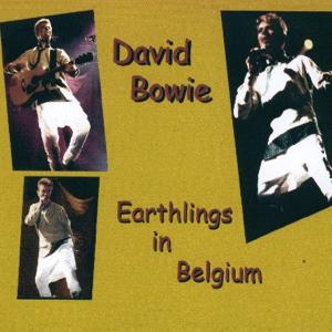 David Bowie 1997-07-04 & 5 Werchter ,Festival terrein ,Torhout-Wechter Festival - Earthlings In Belgium - SQ 8,5