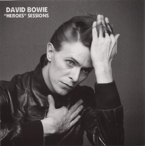 "David Bowie ""Heroes"" Sessions (Helden Records DEN 084) - SQ 9,5 (FAKE)"