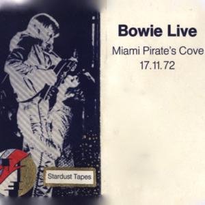 David Bowie 1972-11-17 Dania ,Pirates Cove Amusement Park - (Jayhawk1985s tape) - SQ 6+