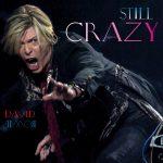David Bowie 2003-11-28 Glasgow ,Scottish Exhibition and Conference Centre – Still Crazy – SQ 8,5
