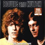 David Bowie and Hutch ,Foxgrove Road ,Beckenham ,London – The 1969 Revox Tape – SQ 9