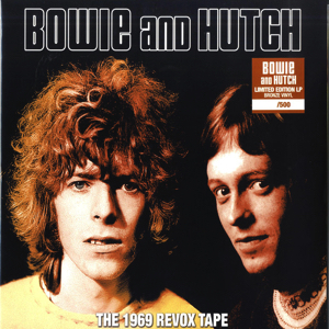 David Bowie The 1969 Revox Tape - Bowie and Hutch - Foxgrove Road ,Beckenham ,London - SQ -9