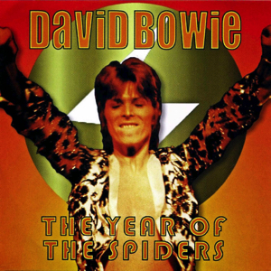 David Bowie The Year Of The Spiders ,BBC sessions 1972 - SQ 8/9