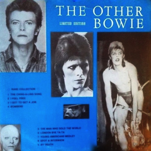 David Bowie The Other Bowie (Compilation 1964-1975) - SQ 8-9