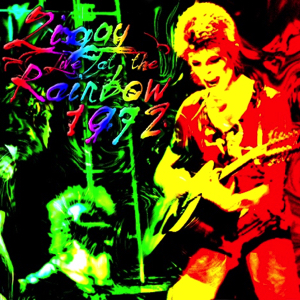 David Bowie 1972-08-20 London ,Rainbow Theatre - Ziggy Live At The Rainbow 1972 - SQ -8