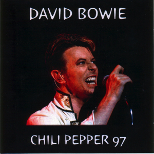 David Bowie 1997-10-08 Fort Lauderdale ,The Chilli Pepper Club - Chili Pepper 97 - SQ 8,5