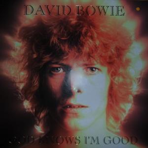 David Bowie and Hutch ,Foxgrove Road ,Beckenham ,London – God Knows I'm Good - SQ 9
