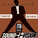 David Bowie 1990-03-19 Birmingham ,National Exhibition Centre  – Birmingham 900319 – SQ 8,5