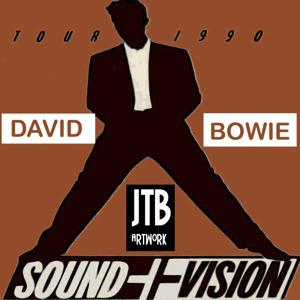 David Bowie 1990-03-19 Birmingham ,National Exhibition Centre - Birmingham 900319 - SQ 8,5
