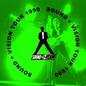 David Bowie 1990-03-19 Birmingham and 1990-03-26 London - Sound + Vision Tour 1990 - SQ 8,5