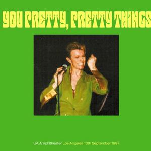 David Bowie 1997-09-13 Los Angeles ,Universal Amphitheatre - You Pretty ,Pretty Things - SQ 8,5