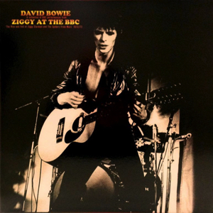 David Bowie Ziggy At The BBC - A collection of BBC performances 1972-1973