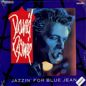 David Bowie Jazzin for Blue Jean
