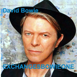 David Bowie Exchanges Bowie One (compilation by other artist) - SQ 9