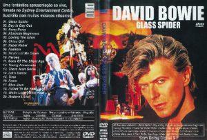 David Bowie 1987-11-** Sydney ,Entertainment Centre - Glass Spider - (1987)