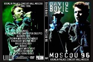 David Bowie 1996-06-18 Moscou 96-Kremlin Palace Concert Hall