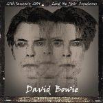 David Bowie 2004-01-24 Vancouver ,General Motors Bowl Dome – Lend Me Your Sunglasses – SQ 8+