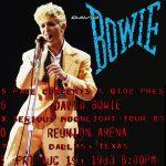 David Bowie 1983-08-19 Dallas ,Reunion Arena (taper mjk5510) - SQ -8