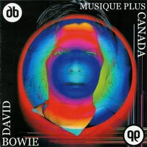 David Bowie 1999-11-22 Montreal ,Musique Plus TV - Musique Plus Canada - SQ -10