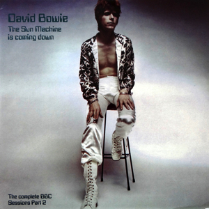 David Bowie The Sun Machine Is Coming Down (1970-02-05) (The Complete BBC Sessions Part 2) - SQ 8