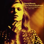 David Bowie Five Years in Daydream -The Unreleased BBC Sessions 1967-1972 - SQ 8