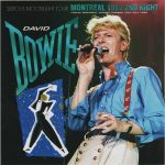 David Bowie 1983-07-13 Montreal ,Montreal Forum – Montreal 1983 2nd Night – (Soundboard) – SQ -9
