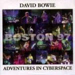 David Bowie 1997-10-01 Boston ,Orpheum Theatre - Adventures in Cyberspace - SQ 8,5