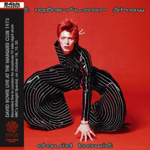 David Bowie 1973-10-00 Live At The Marquee Club 1973 - The 1980-Floor Show - SQ 9
