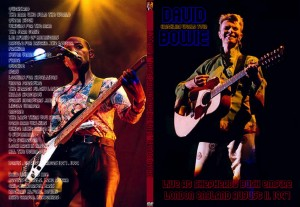 David-bowie 1997-08-11 Live At The Shepharts Bush Empire