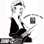 David Bowie 1990-03-07 Toronto ,Skydrome - Skydome Toronto - SQ 8