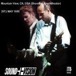 David Bowie 1990-05-29 Mountain View ,Shoreline Amphitheatre - Mountain View - SQ 8,5