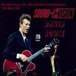 David Bowie 1990-05-28 Mountain View ,Amphitheatre - S & V at Shoreline - SQ 8,5