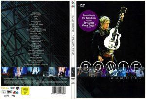 David Bowie 2003-11-** Dublin ,Point Theatre - A Reality Tour - (2003)