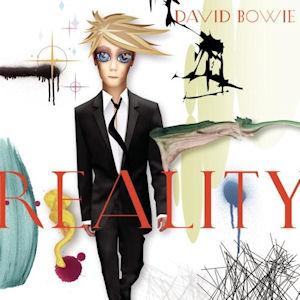 David Bowie Reality (2003