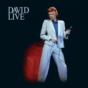 David Bowie David Live 1974.