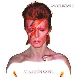 David Bowie Aladdin Sane (1973)
