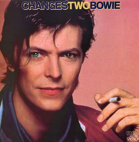 David Bowie Changestwobowie (1981)