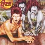 David Bowie Diamond Dogs (1974)
