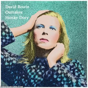David Bowie Outtakes Hunky Dory (1971) - SQ 8