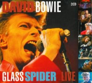 David Bowie Glas Spider Live 1987