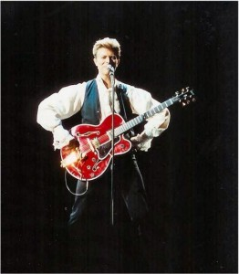 David Bowie 1990-03-19 Birmingham ,National Exhibition Centre (100pc master) - SQ 8,5
