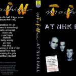 Tin Machine 1992-02-06 At NHK Hall=Live at the NHK Hall Tokyo, Japan