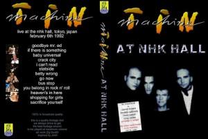 Tin Machine 1992-02-06 Tokyo ,NHK Hall - At NHK Hall - (TV Broadcast)